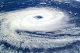Orkaan Catarina - NASA