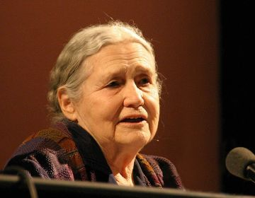 Doris Lessing in 2006 - Foto: CC