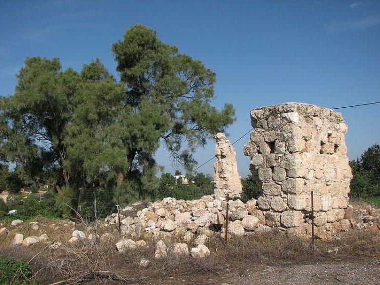 Ruïnes bij Hulda - Foto: CC