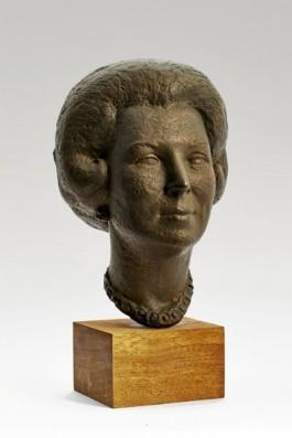 Katinka van Rood, vorstelijk beeldhouwster