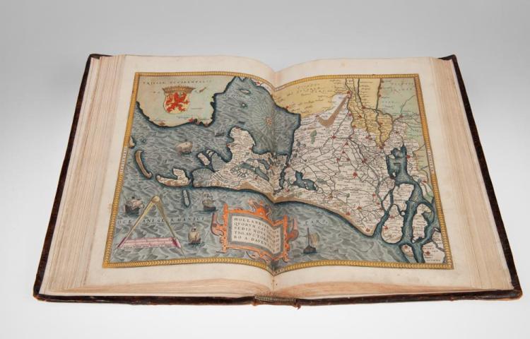 Ortelius' wereldatlas, 1571 - KB