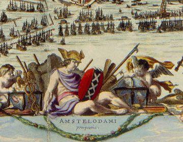 Atlas Van der Hagen, ca. 1690 (detail)
