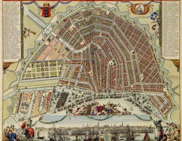 Atlas Van der Hagen, ca. 1690