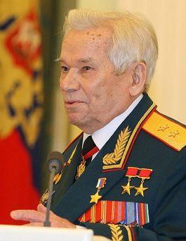 Michail Kalasjnikov in 2009