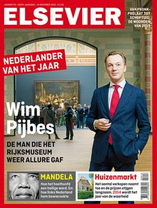 Wim Pijbes: 'Nederlander van het Jaar'