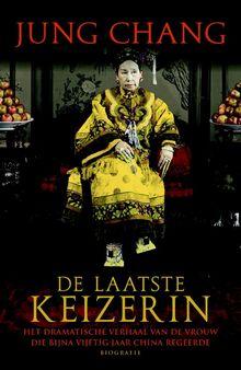 De laatste keizerin - Jung Chang