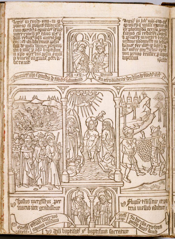 Armenbijbel, 1460-1470 (Koninklijke Bibliotheek)