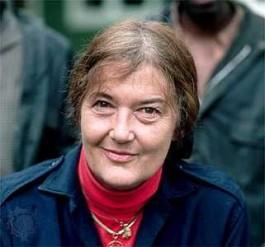 Dian Fossey in 1984