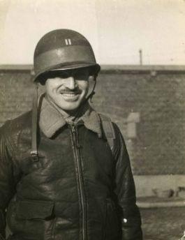 Monumentenofficier George Stout, een belangrijke inspirator voor zijn MFAA-collega's. - Foto: U.S. National Archives