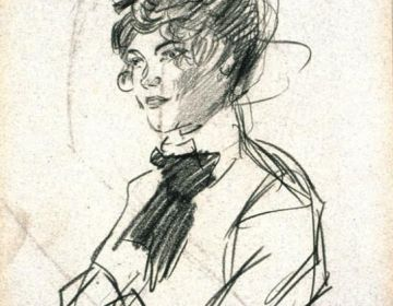 Isaac Israels, Parijs' schetsboek, ca. 1903-1905, collectie Teylers Museum
