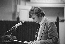 Ernst Bakker in 1981 - Foto: CC / Anefo / Marcel Antonisse