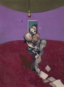 Portrait of George Dyer Talking - Francis Bacon
