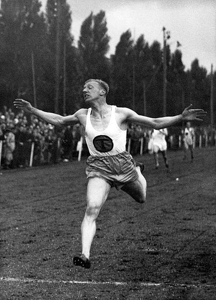 Tinus Osendarp in 1936