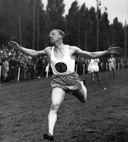 Tinus Osendarp in 1936