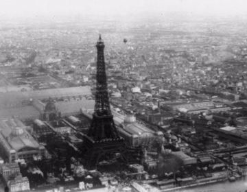 De Eiffeltoren in 1889 - cc