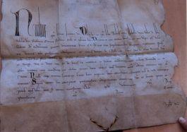De dertiende-eeuwse pauselijke oorkonde uit Gent