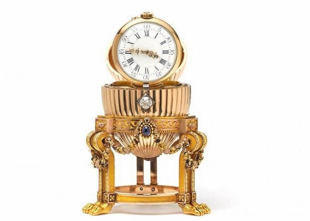 Fabergé-ei (wartski.com)