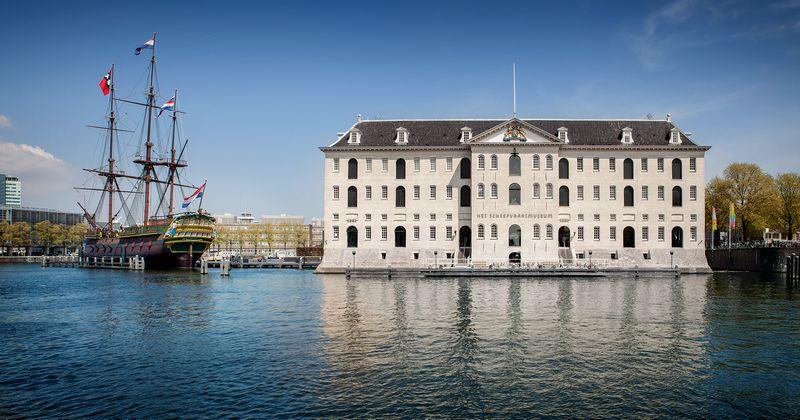 Het Scheepvaartmuseum (Eddo Hartmann)