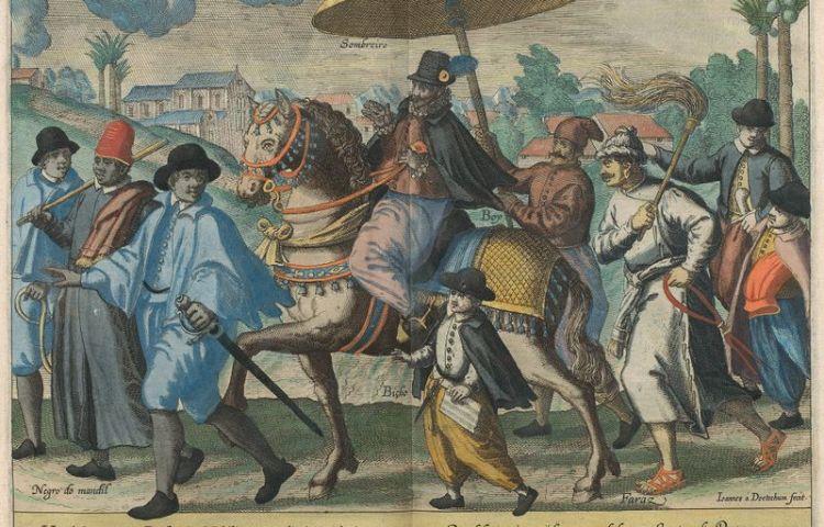 Jan Huyghen van Linschoten, Itinerario (1596)