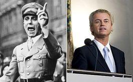 Joseph Goebbels en Geert Wilders