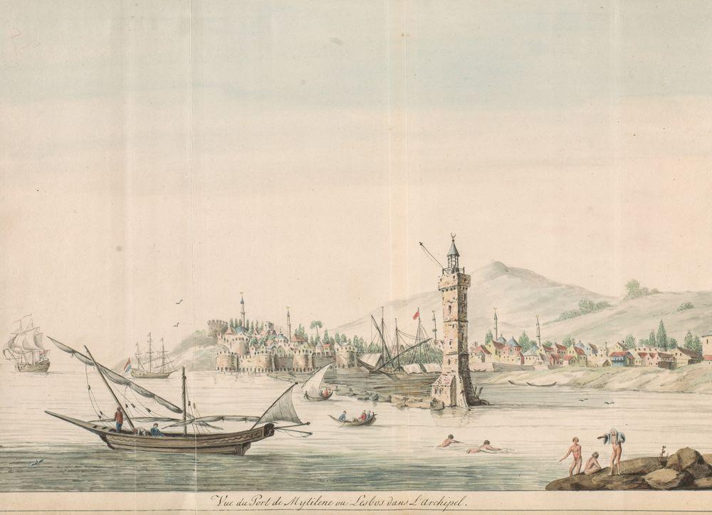 Joan Raye van Breukelerwaert, Beschrijvingen van reizen door Duitsland, Turkije, Italië en Frankrijk; 1764-1769