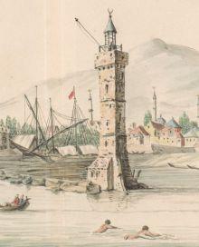 Joan Raye van Breukelerwaert, Beschrijvingen van reizen door Duitsland, Turkije, Italië en Frankrijk; 1764-1769 (detail)