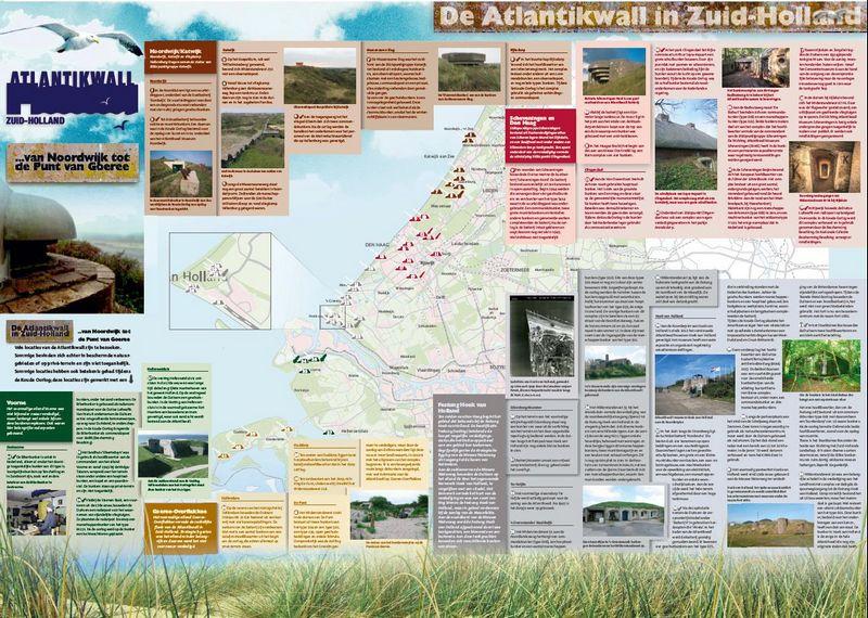 De Atlantikwall in Zuid-Holland (Erfgoedhuis Zuid-Holland)
