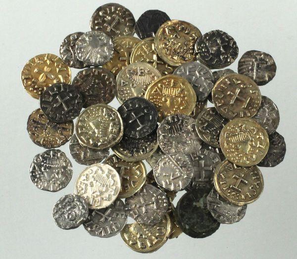 De vroegmiddeleeuwse muntschat (RCE)