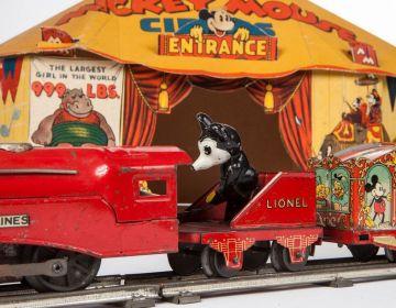 Disney Circus - Expositie Disney Mania, Museum van de 20e Eeuw in Hoorn