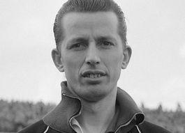 Henk Schouten in 1961 - Foto: CC / Henk Lindeboom / Anefo