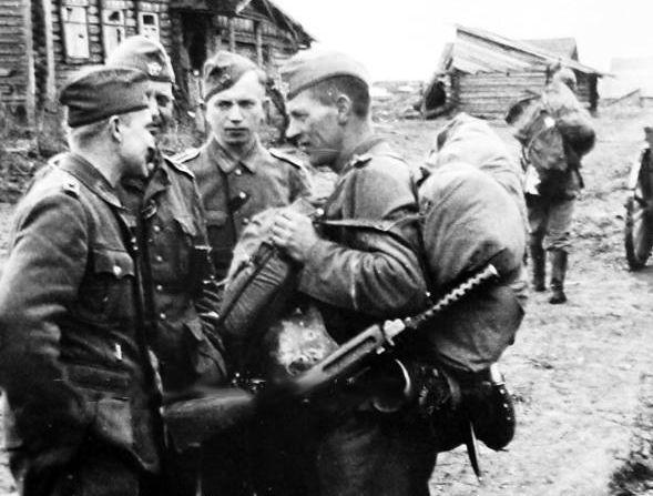 Jonge mannen van het Reserve-Polizei-Bataillon 101