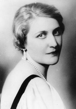 Magda Goebbels, 1933 - Bundesarchiv