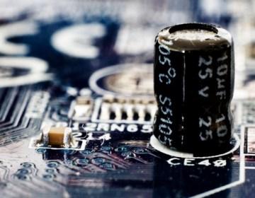 Moederbord van een computer (stck.xchng)
