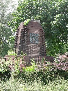 Monument in Winterswijk voor de Nederlandse neutraliteit tijdens de Eerste Wereldoorlog