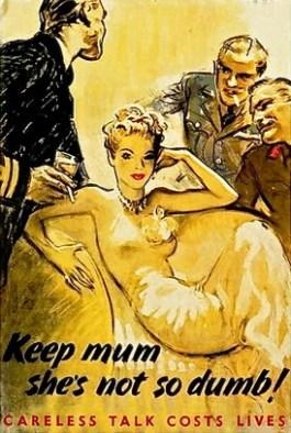Pas op voor mooie vrouwen!