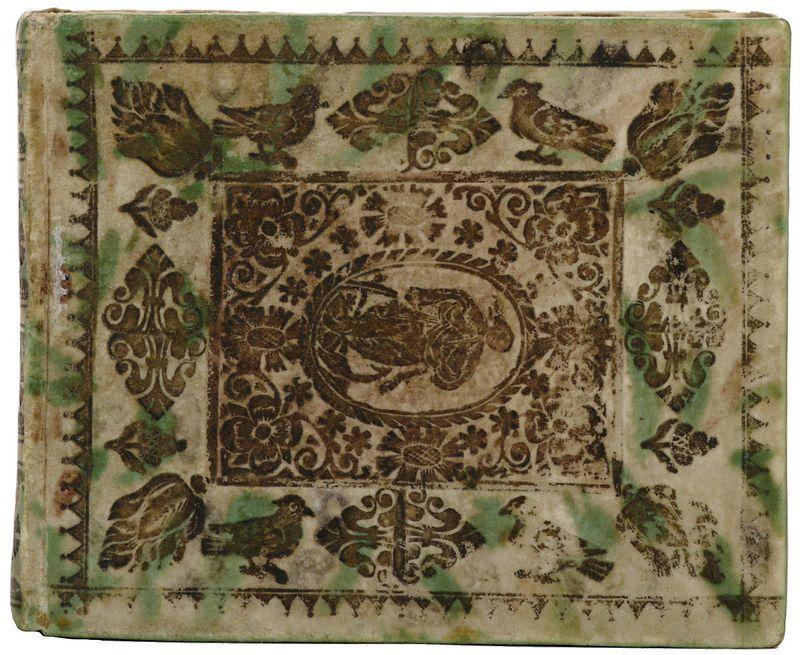 Tweelingband, ca. 1725