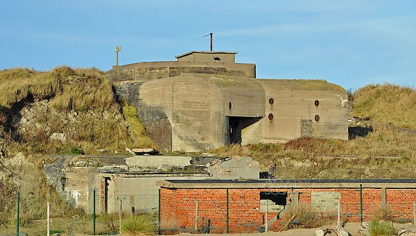 Bunker in Oostende - cc