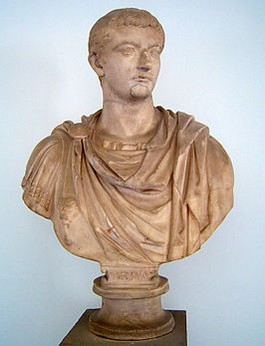 Buste van Tiberius (Museo Archeologico Regionale, Palermo)