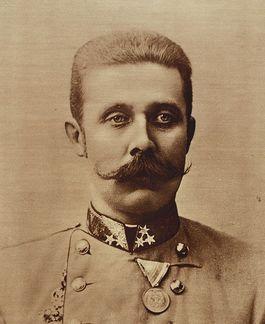 Aartshertog Franz Ferdinand