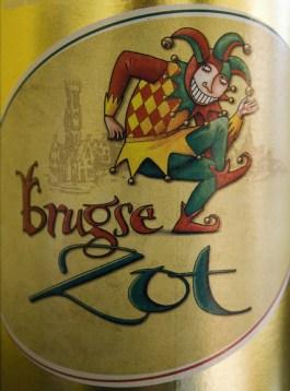 Brugse Zot, een Belgisch biertje - cc