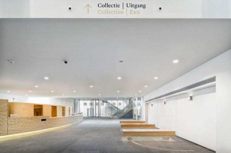 Foyer van het Mauritshuis (Ivo Hoekstra / Mauritshuis)