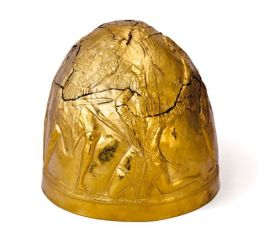 Pronkhelm afkomstig van De Krim - Allard-Pierson-Museum