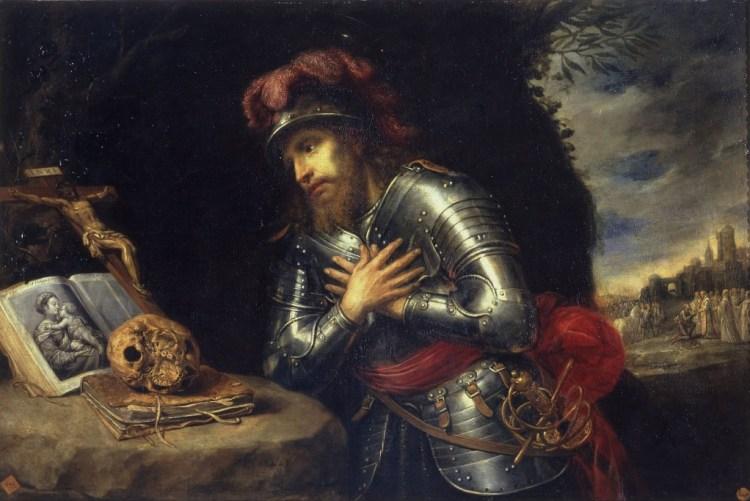 Willem met de Hoorn - Antonio de Pereda