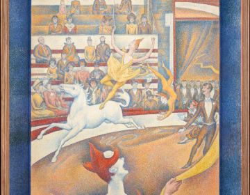 Le cirque, Georges Seurat (1859 - 1891) With an exceptional loan from Musée d'Orsay, Parijs