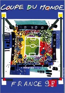 WK Voetbal van 1998 in Frankrijk