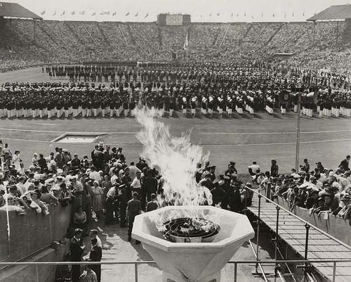 Openingsceremonie van de Olympische Spelen van 1948