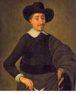 Antonio van Diemen (1593-1645), gouverneur-generaal van de VOC in Batavia.