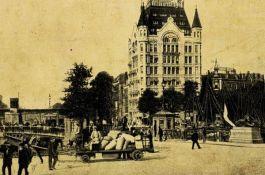 Coverfoto van Edwin Ruis' boek Spionnennest
