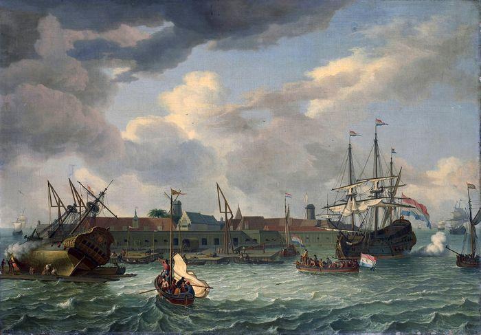 Onrust bij Batavia, 1699