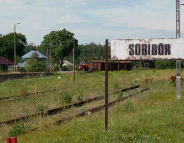 Het station van Sobibór, 2007